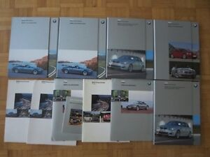 2003 2004 2005 2006 BMW Press Kit Brochures Media Only - M3 M5 +