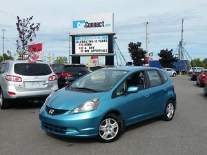 2012 Honda Fit ONLY $19 DOWN $38/WKLY!!