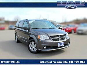 2016 Dodge Grand Caravan LEATHER HEATED SEATS POWER EVRYTHING BA