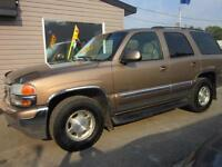 MANAGER'S SPECIAL 2004 YUKON $3995 CASH PRICE TODAY!