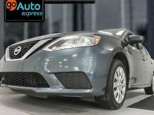 2016 Nissan Sentra A Snazzy Sentra in beautiful blue!