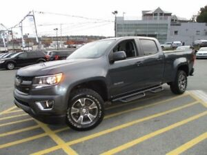 2015 Chevrolet COLORADO Z71 (ONLY 54000 KMS, 3.6L V6, 4X4, AUTO,