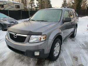 2008 Mazda Tribute GX (JAMAIS ACCIDENTE-CARPROOF DISPONIBLE)