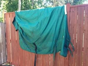 "Blanket for a REALLY BIG Horse, 86"", Good Condition, Shedrow"