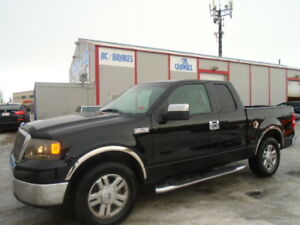 2007 Ford F-150 EXTCAB 5.4L V8 ONE OWNER TRUCK-CLEAN CARPROOF