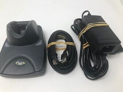 Handheld Honeywell 2020-5 Barcode Scanner Charger W Usb Cord Oem Power Supply
