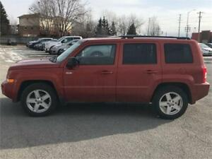 2010 Jeep Patriot North-Pwr Windows- Alloys-Gas Saver-Certified