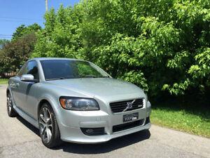 2009 Volvo C30 2.4i R-Design - 7000$ - 166000km