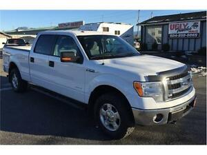 2013 Ford F-150 XLT SuperCrew 4X4