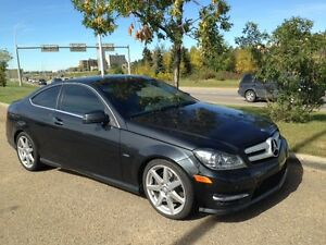 2012 Mercedes-Benz C-Class C350 Coupe (2 door)