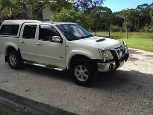 2007 Holden Rodeo LT Dual Cab 4x4 Mullumbimby Byron Area Preview