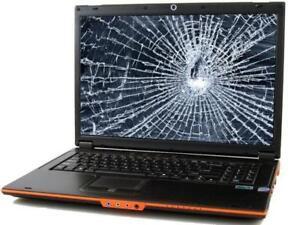 Achète portable briser ou endommager pour les pièces