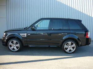 2011 Land Rover Range Rover Sport Autobiography