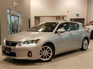 2012 Lexus CT 200h PREMIUM-LEATHER-SUNROOF