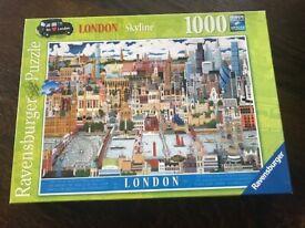 London Skyline Jigsaw