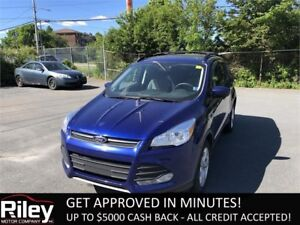 2014 Ford Escape SE STARTING AT $165.30 BI-WEEKLY