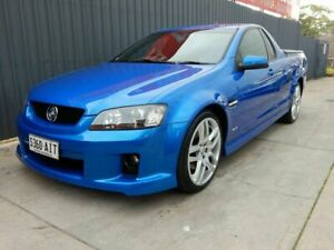 2010 Holden Ute VE MY10 SS V Blue 6 Speed Sports Automatic Utility Blair Athol Port Adelaide Area Preview