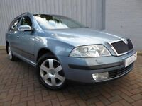 Skoda Octavia 2.0 TDI PD Laurin Klement DSG, Estate, Diesel, Automatic and Fabulous Service History
