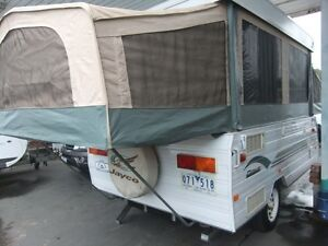 JAYCO DOVE CAMPER 6 BERTH Seaford Frankston Area Preview