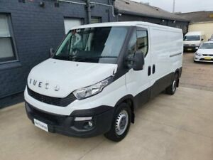 2015 Iveco Daily MY14 35S13 SWB/Low (WB3520) White 6 Speed Manual Van Peakhurst Hurstville Area Preview