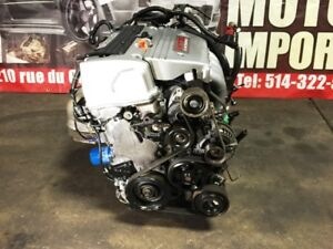 2004+ ACURA TSX 2.4L K24A ENGINE ONLY MOTOR FOR SALE