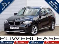 2011 61 BMW X1 2.0 XDRIVE18D SE 5D 141 BHP DIESEL