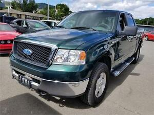 2007 Ford F-150 XLT SUPER CREW 4X4 - Loads of room for the whole