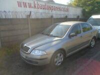 breaking for spares skoda octavia 2009 1.9 tdi