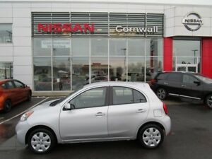 2015 NISSAN MICRA SV FULL PWR GROUP FINANCE FROM 2.9% O.A.C