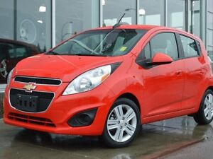 2015 Chevrolet SPARK Certified | Salsa Red | Cruise Control | Si