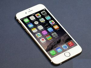 Iphone 6 gold  Chatr-Rogers ************************************