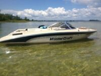1987-1991 Mastercraft Tristar 190 Open Bow