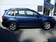 2013 Subaru Forester S4 MY13 2.5i Lineartronic AWD Blue 6 Speed Constant Variable Wagon Glendale Lake Macquarie Area Preview