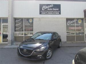 2014 MAZDA 3 **AUTOMATIC**BACK-UP CAMERA**SUNROOF**