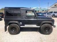 LAND ROVER DEFENDER 200 TDI 4X4 4WD OFF ROAD ON ROAD VEHICLE PX WELCOME