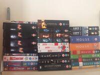 TV DVD box sets - job lot