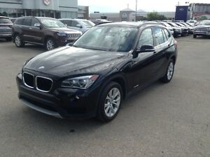 2014 BMW X1 35i TWIN TURBO 1 OWNER/SASK TAX PAID