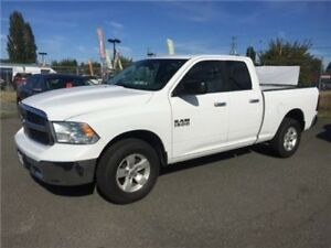 2014 Ram 1500 SLT V6 7 speed transmission Great on Fuel