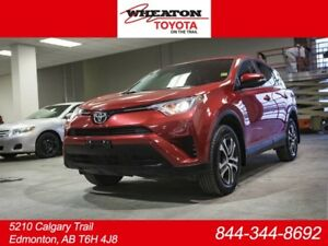 2016 Toyota Rav4 LE Plus, AWD, Heated Seats, Back Up Camera, USB
