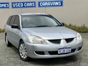 2006 Mitsubishi Lancer ES Silver 5 Speed Manual Wagon Beckenham Gosnells Area Preview
