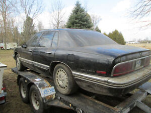 1995 Buick Park ave Ultra Super Charged / trades