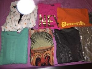 Lot of sweaters & tops from Suzy, Parasuco and others... Kitchener / Waterloo Kitchener Area image 2