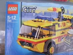 LEGO SET FOR SALE  7891    FIREMAN TRUCK Gawler East Gawler Area Preview