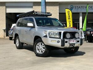 2009 Toyota Landcruiser VDJ200R GXL Silver 6 Speed Sports Automatic Wagon East Brisbane Brisbane South East Preview