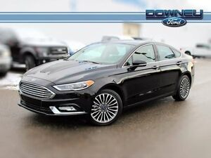 2017 Ford Fusion SE, AWD, LEATHER, NAVIGATION, HEATED SEATS!!!!