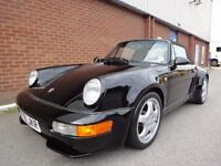 1989 PORSCHE 911 CLASSIC 3.2 CARRERA CABRIOLET OPEN TO OFFERS