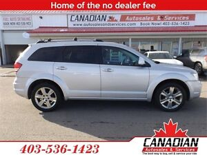 2010 Dodge Journey R/T AWD 7 PASS LOADED DVD/LEATHER
