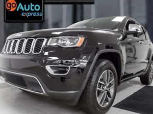 2018 Jeep Grand Cherokee Limited JEEP JEEP- with heated power le