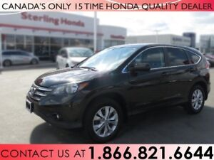 2014 Honda CR-V EX-L | AWD | 1 OWNER | NO ACCIDENTS