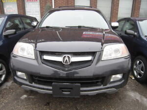 2006 Acura MDX WITH TECH PACKAGE